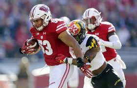 Pumpkin Patch Maryland 2017 by No 5 Wisconsin Stays Unbeaten With 38 13 Win Over Maryland Wtop