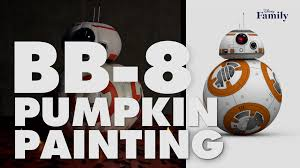 Club Penguin Pumpkin Stencils by Bb 8 Inspired Diy Pumpkin Disney Family Disney