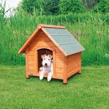 Lugo Log Cabin Dog House