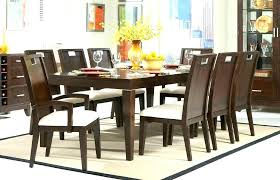 Round Table Pads With Impressive Dining Room New Jersey