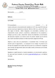 Formato Carta De Vacaciones Word Formato Solicitud De Vacaciones