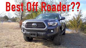 2018 Toyota Tacoma TRD Full Review, Best Small Truck?? - YouTube Whats The Best Midsize Pickup For 2016 Small Truck Rv Better Travel Trailers Autostrach Trucks Gas Mileage Carrrs Auto Portal 2019 Ford Ranger The Allnew Is 12 Perfect Pickups For Folks With Big Fatigue Drive Van Buick Gmc Carscom Names Canyon Of May Bring Back To American Showrooms 2018 Photo Pictures Top Rated 2015 Dodge Ram 1500 Rebel Dieseltrucksautos Chicago Tribune Pin By Easy Wood Projects On Digital Information Blog Pickup