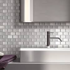 6pcs Lot Self Adhesive Wallpaper 3D DIY Brick Sticker Peel And Wall Tile Decal For Kitchen Bathroom Home Covering Decor In Wallpapers From