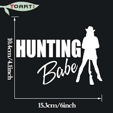 Hunting Babe Funny Car Stickers Cartoon Personality Creative Hunting ... 195136cm Tiger Hunting Sticker Car Motorcycle Styling Animal Bird Dog Duck Vinyl Decal Stickers Flare Llc In The Spring Outdoors Truck Turkey Hunter Browning Gun Firearms Logo Deer Buy 2 Get 3 Country Girl With A Buck Head Real Woman Fish Hunting Fishing Trout Salmon Bass Sticker Decalin Whitetail Buck Car Truck Window Vinyl Decal Graphic Pink Camo 4x4 For My Sweet Annie At Superb Graphics We Specialize In Custom Decalsgraphics And Point Geese