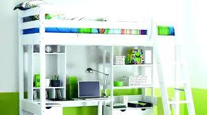 bureau pour mezzanine mezzanine bureau enfant lit mezzanine bois enfant senior 191cm