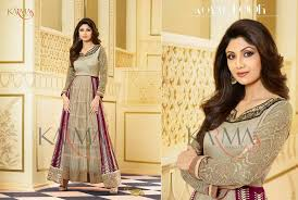 15 Latest Style Indian Eid Dresses For Girls This 2018