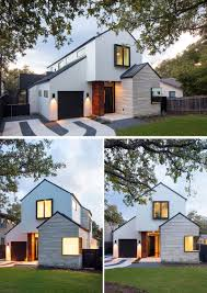100 Modern Stucco House A Contemporary With Peaked Roofs Arrives On This