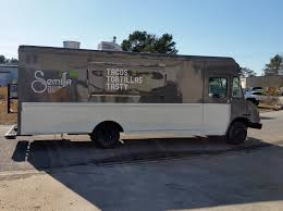 Mexican Food Truck - Gorilla Fabrication