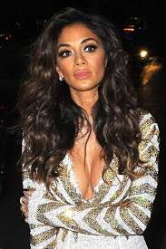 Nicole Scherzinger Shower by Nicole Scherzinger Amps Up The Appeal In Plunging Mini Dress