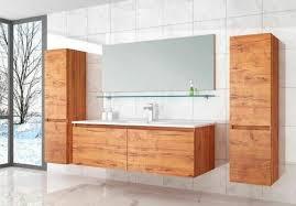 badmöbel set eiche badezimmermöbel 120cm kaufen auf ricardo