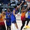 Jamal Murray, Donovan Mitchell join Allen Iverson for 50 point ...