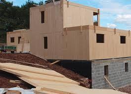 maison bois lamelle colle les maisons en bois le de pc plans