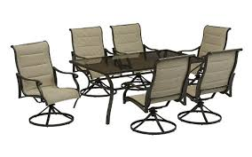 Grand Resort Patio Furniture by Grand Resort Patio Furniture Sets Review Oakdale 7 Piece Dining Set