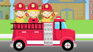 100 Fire Trucks Kids For Clipartsco