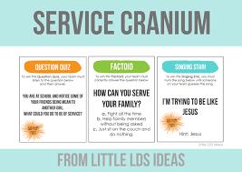 Day 2 Service Cranium