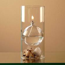 Wolfard Oil Lamps Amazon by Hurricane Candle Holder Clear Glass Oil Lamp Modern And Unique