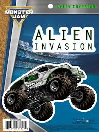 Monster Jam Alien Invasion Truck Decals Car Stickers   Truck Decals ... Custom Rc Desert Trophy Truck Pt 6 Decals Ru Youtube Avec Blaze And The Monster Machines Wall Megalodon Decal Pack Jam Stickers Decalcomania The Build 110 Offroad Car 2011 Mopar Ram Traxxas Torc Series Maxd Maximum Destruction 9 Shamrock Printed Trucks Decals Monsters Grave Digger Monster Truck Interior High Fathead Giant Jr Shop For Bigfoot Body Wdecals Clear By Tra3657