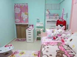 Diy Hello Kitty Bedroom Decor