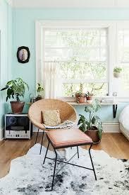 plante verte dans une chambre à coucher 1001 conseils et idées pour une déco couleur vert d eau