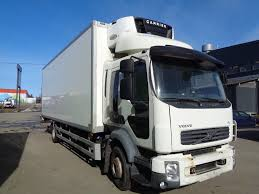 VOLVO FL 240 Refrigerated Trucks For Sale, Reefer Truck ...