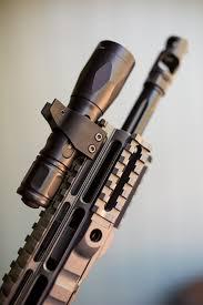 V Seven Weapons SLM 1 Front Sight Tactical Light Mount Rail