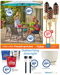 Walmart Patio Umbrellas With Solar Lights by Walmart Ad Father U0027s Day Gifts 5 29 6 19 2016