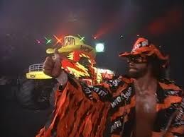Halloween Havoc 1997 Hogan Fan by Macho Man Randy Savage Monster Truck Wcw Halloween Havoc 10 27