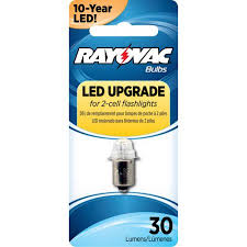 rayovac 3v led replacement bulb 2 cell walmart