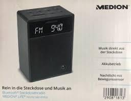 radio mit bewegungssensor in tragbare radios günstig kaufen