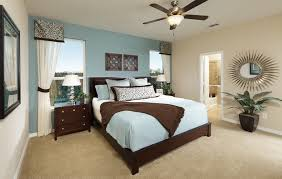 Soft Blue And White Master Bedroom Color Scheme Ideas 2015 Wallpaper