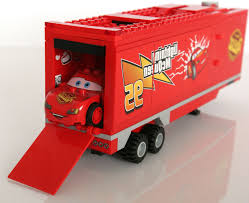Lego Cars 8486 – Mack's Team Truck | I Brick City Dan The Pixar Fan Cars Mack Truck Playset Fashion Accsories 2017 Hot Sell Disney Deluxe Diecast Transforming Toyworld 2 Talking Lightning Mcqueen And Mack Truck Kids Youtube Sold Model X First Gear Die Cast 1 Ford Cars Mack Transportation Mcqueen Mcqueen Cars2 Toys Rc Turbo Toy Video Review 2pcs Lightning Mcqueen City Cstruction Lego Inspirational S Team 2pc W The