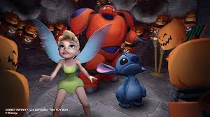 Halloween Town Characters 2015 by Image Tink Stitch Jpg Disney Infinity Wiki Fandom Powered By
