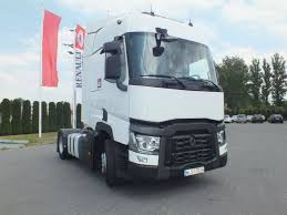 100 Truck Sleeper Cab RENAULT T 460 EURO6 SLEEPER CAB Zbiorniki 1350 L Tractor Units For
