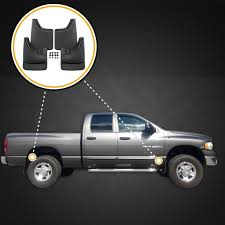 2005 Dodge Ram 2500/3500 Mud Flaps Guards Splash For Trucks WITHOUT ... Western Star Cstellation Headlight Fender Guards Now Available Bushwacker 2015 Gmc Hd 23500 Flares Paint Fender Flares Toyota Tundra Forum Pocket Boltriveted Style For 62018 Tacoma Ram Truck Flare Installation Youtube Chevrolet Silverado Cj Pony Parts Universal Side Mount Airplex Auto Accsories Tfp Usa 2016 F150 Upfitted With Enthuze Avs Rain 3101911 Front Cout Fits 8995 Pickup Ebay