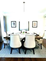 Astonishing Dining Room Table Rug Best Rugs For Under Kitchen The Most