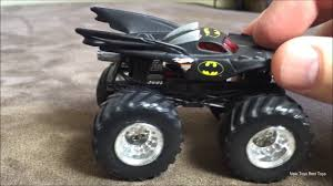 100 Monster Truck Batman Hot Wheels Toy Close Up YouTube