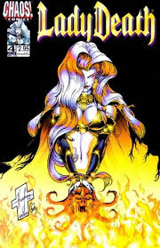 Lady Death The Crucible 4