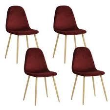 chaise bordeaux chaise bordeaux achat vente chaise bordeaux pas cher cdiscount