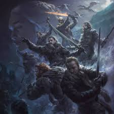 CoolArt Game Of Thrones Beyond The Wall Fan Art By Wisnu Tan