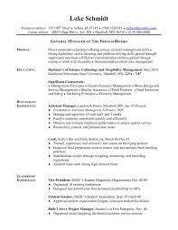 Executive Chef Resume Objective Unique Chefs Template Free For You Examples Sous