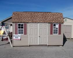 Pre Built Sheds Canton Ohio by Sheds In Niles Oh Pine Creek Structures