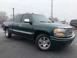 100 Truck Town Ga 2001 GMC Sierra 1500 SLE 2WD 06505 Square Motors Used