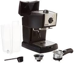 DeLonghi EC155 Review Simple Classic Espresso Maker How To Clean Delonghi Ec155