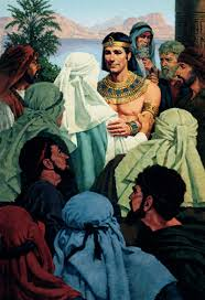 Joseph Forgiving His Brothers Making Himself Known To
