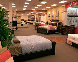 Inside store Mattress Firm fice