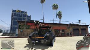 100 Towing Truck Games Bennys Custom Tow GTA5Modscom