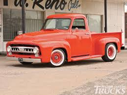 1953 Ford F-100 - Hot Rod Network Before Restoration Of 1953 Ford Truck Velocitycom Wheels That Truck Stock Photos Images Alamy F100 For Sale 75045 Mcg Ford Mustang 351 Hot Rod Ford Pickup F 100 Rear Left View Trucks Classic Photo 883331 Amazing Pickup Classics For Sale Round2 Daily Turismo Flathead Power F250 500 Dave Gentry Lmc Life Car Pick Up