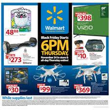 Walmart's Black Friday 2016 Doorbuster Ad Circular Released ...
