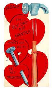 Vintage Childs Valentine Card
