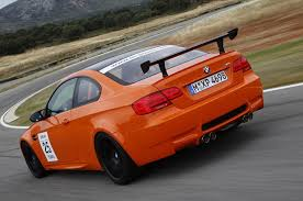 BMW M3 GTS 4 4 V8 saloon first drive
